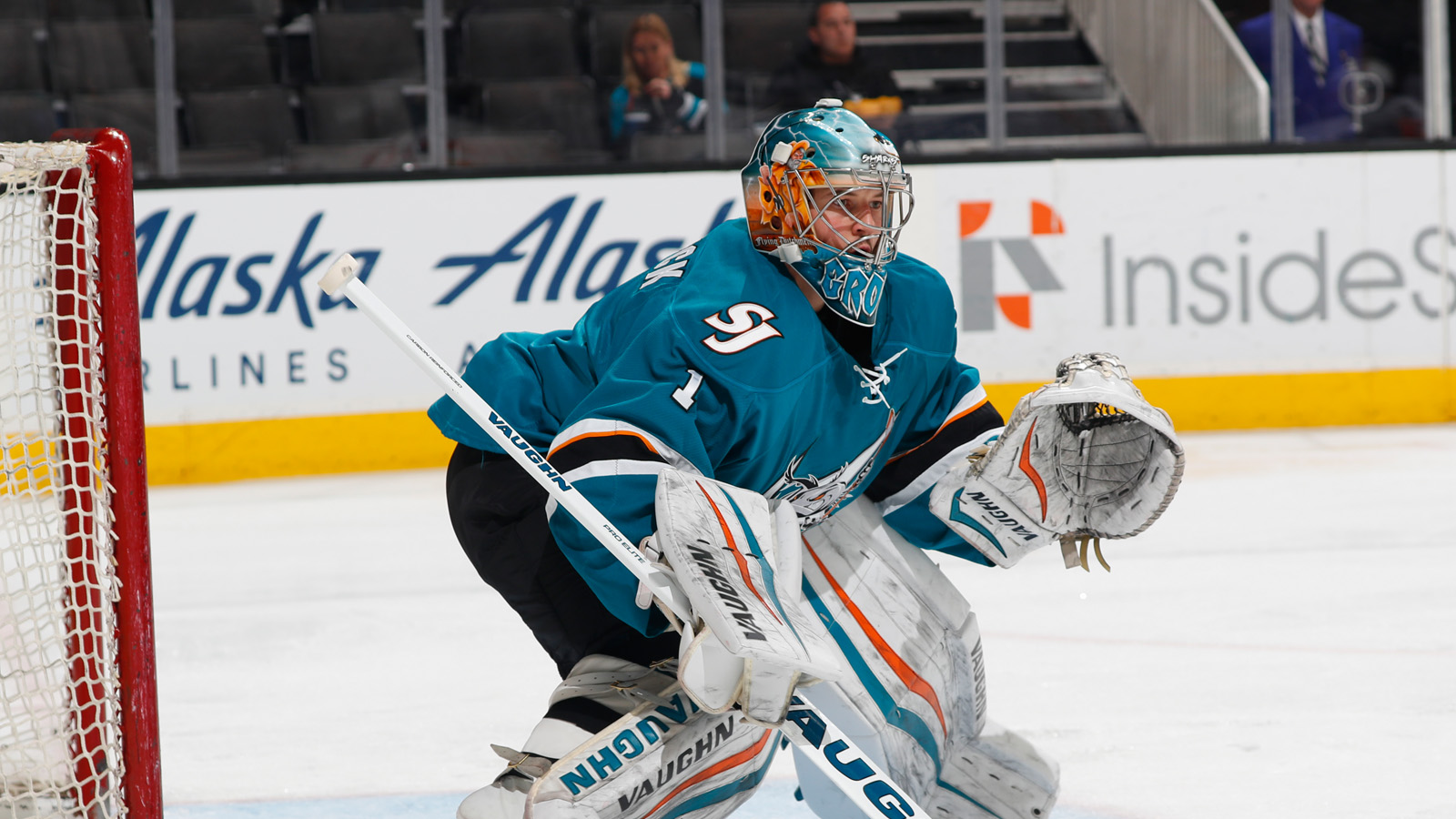 Former Dutchman Troy Grosenick Re Signed By San Jose Sharks Union College Athletics