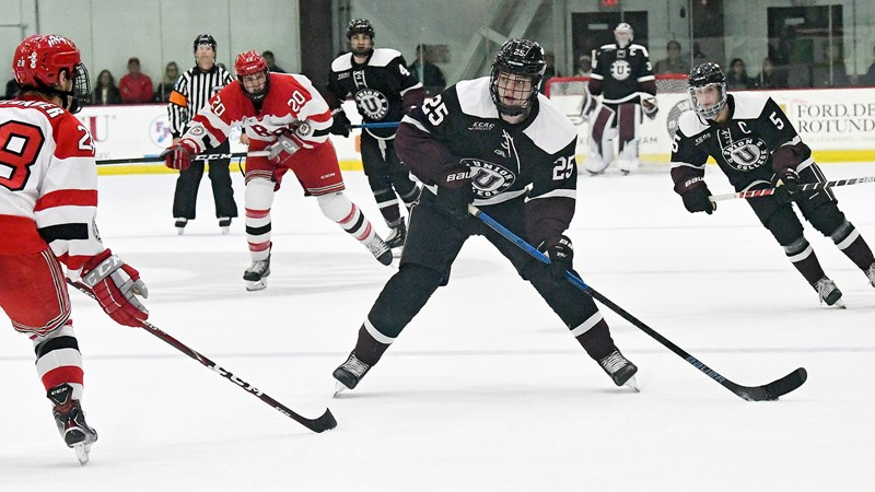 Brown and Yale up next for Dutchmen