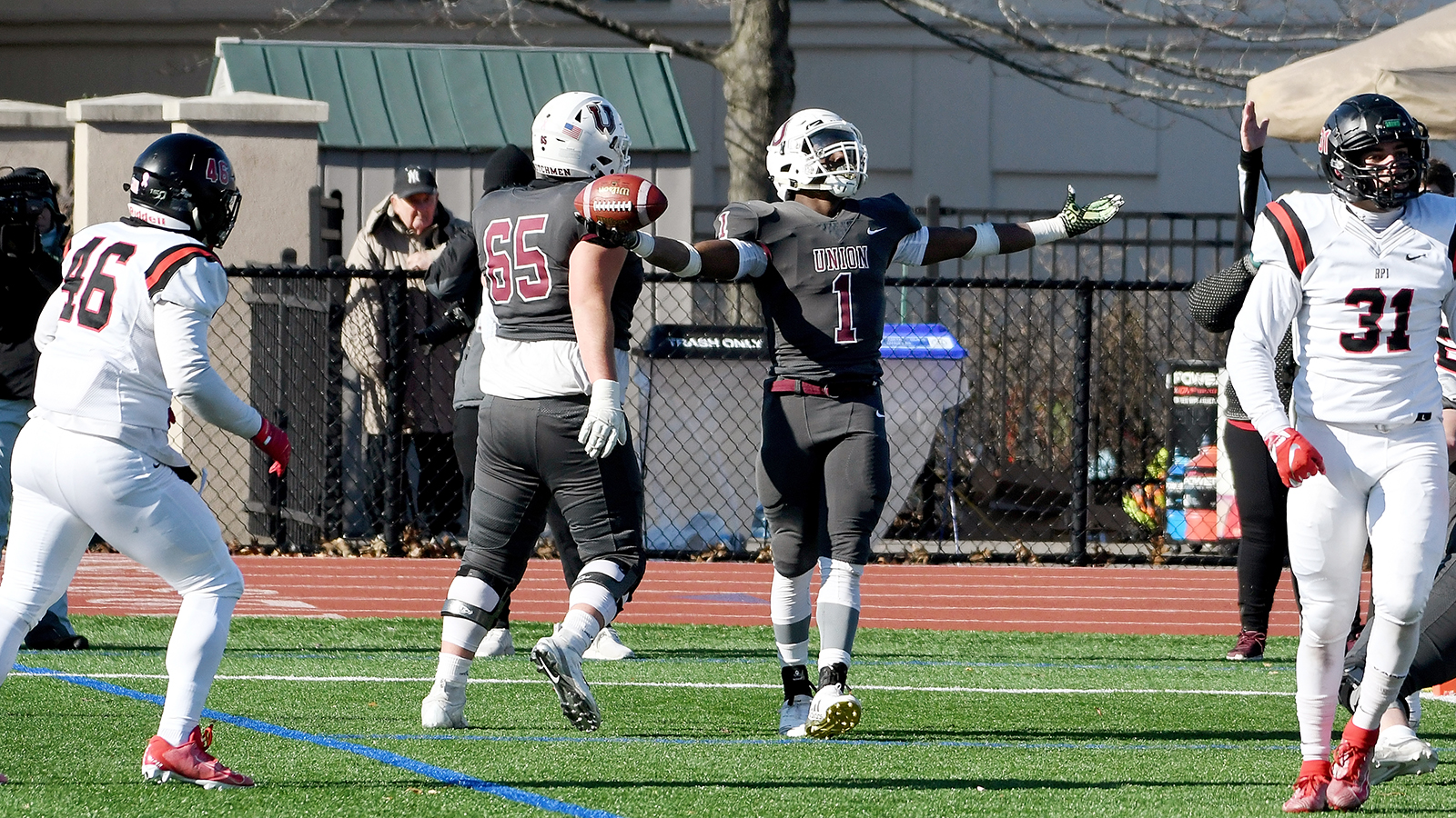 Dutchmen Open Ncaa Play At Home Union College Athletics