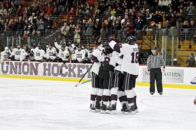 Seven new faces join the ranks of Union Hockey - Union College Athletics